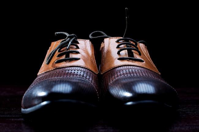 Die richtige Farbwahl: Schuhe zum Anzug