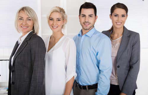 Dresscodes-Unternehmen