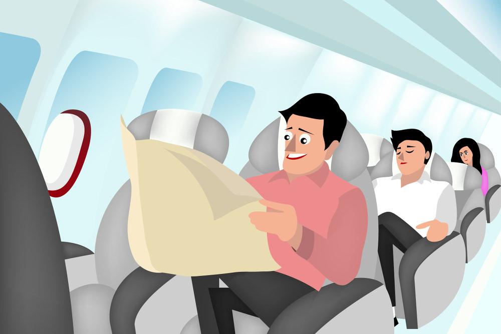 Flugzeuge-Knigge-Verhaltensregeln-Flieger