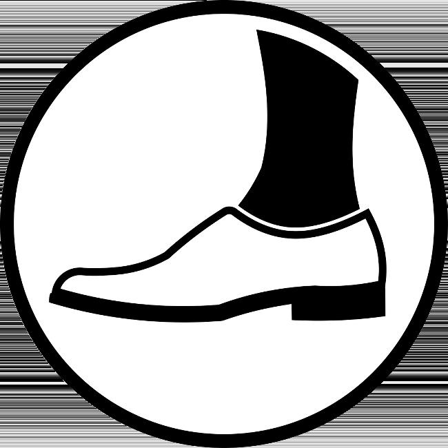 Socken-Knigge-Business-Icon