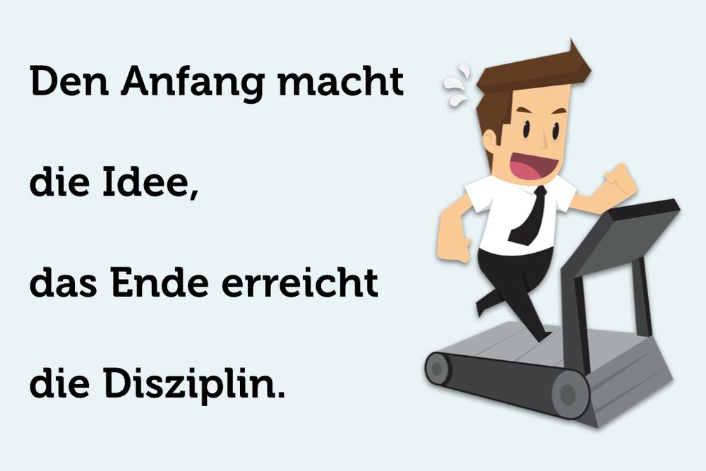 Disziplin-Spruch-Zitat-Selbstdisziplin
