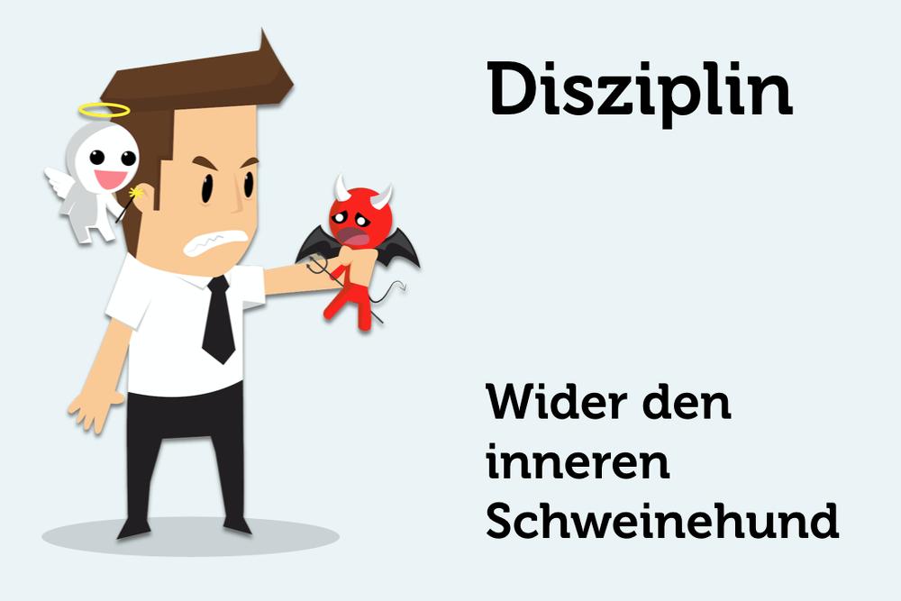 Disziplin-lernen-innerer-Schweinehund