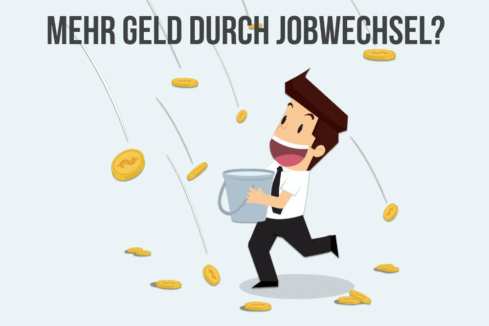 Jobwechsel Gehalt: Wieviel mehr ist drin?