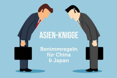 Asien Knigge: Richtiges Verhalten in Fernost