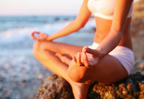 Gelassenheit-Meditation
