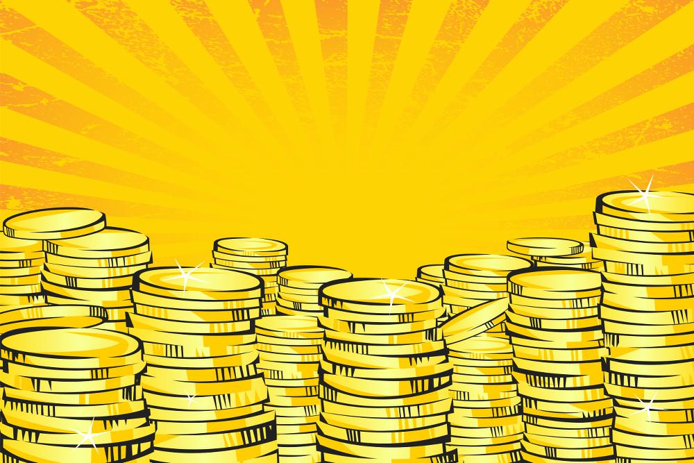 Reichtum-Definition-Vermoegen-Wohlstand-reich-Gold
