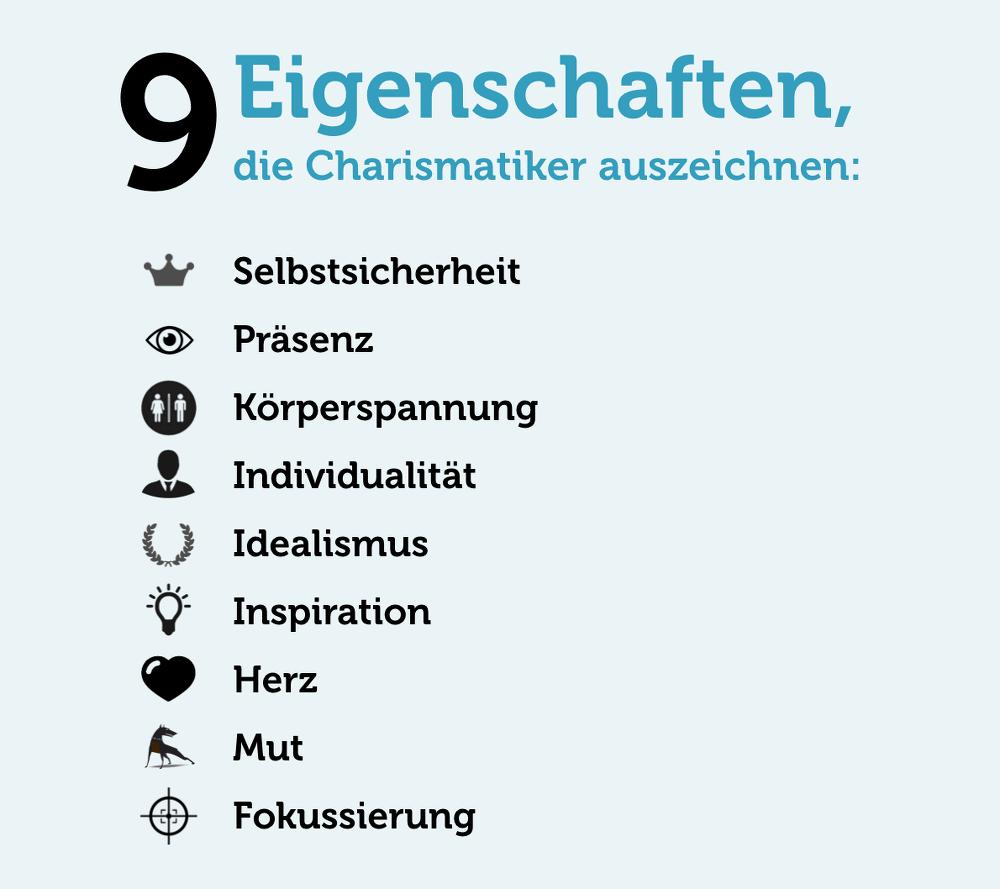 Charisma-Charismatiker-Eigenschaften-Persoenlichkeit