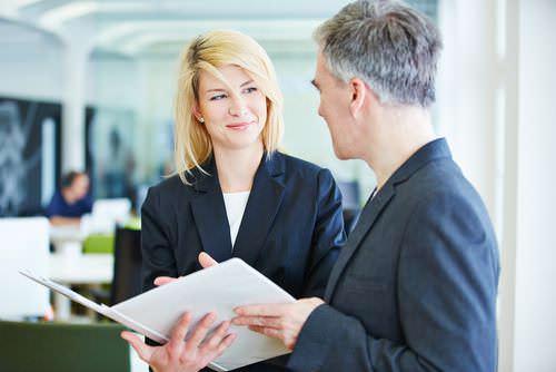 Gehaltsunterschied-Gehaltsverhandlung-Frau