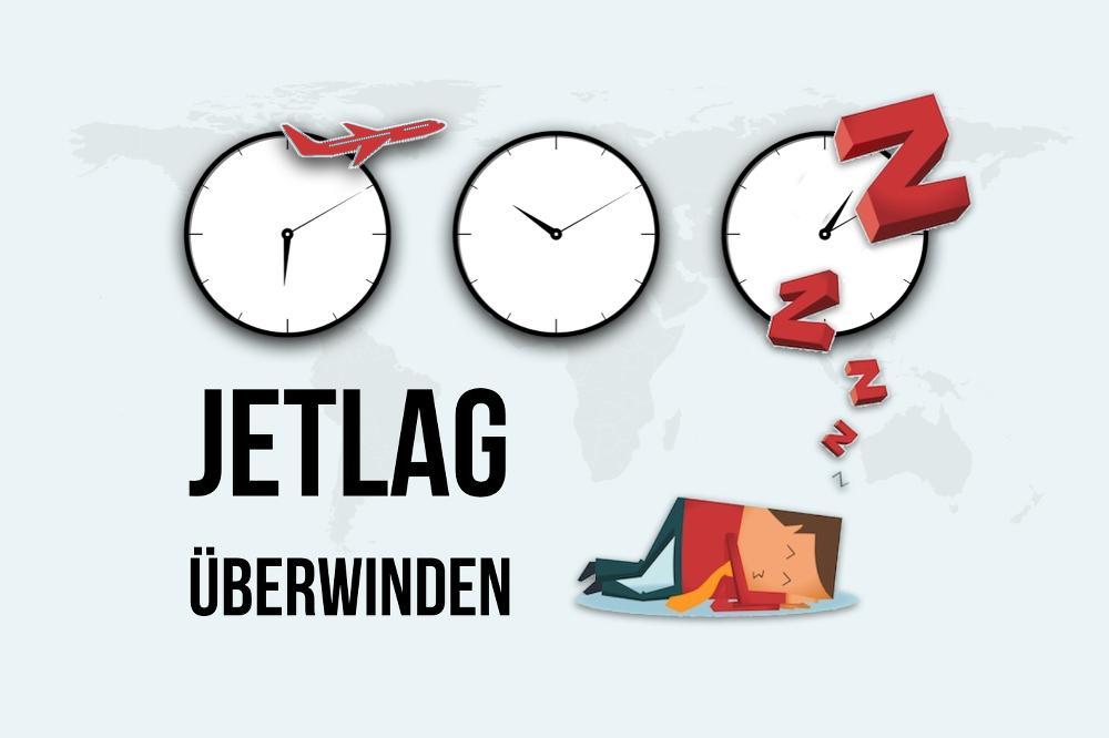 Jetlag überwinden: Tipps für Langstreckenflüge