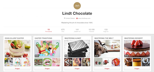 Lindt_Chocolate_auf_Pinterest
