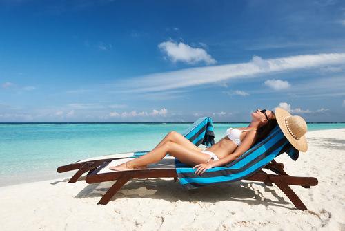 Sonnenbaden-Sonnenschutz-Hautkrebs