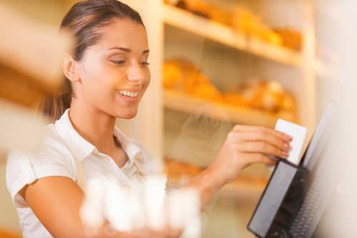 Trinkgeld-Kellnerin-Tipps