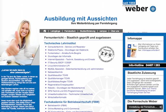 Weber_Fernschule