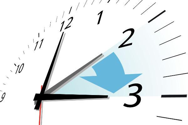 Zeitumstellung-Sommerzeit-1-Stunde-vor