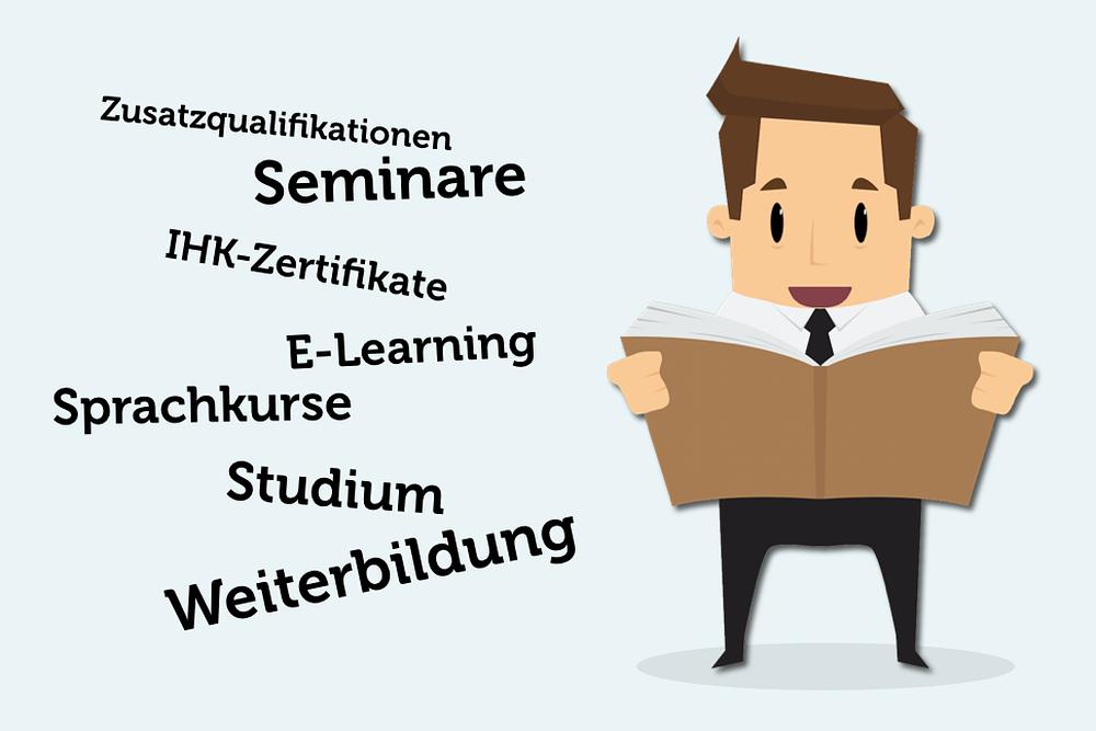 Zusatzqualifikationen Diese Lohnen Sich Karrierebibelde