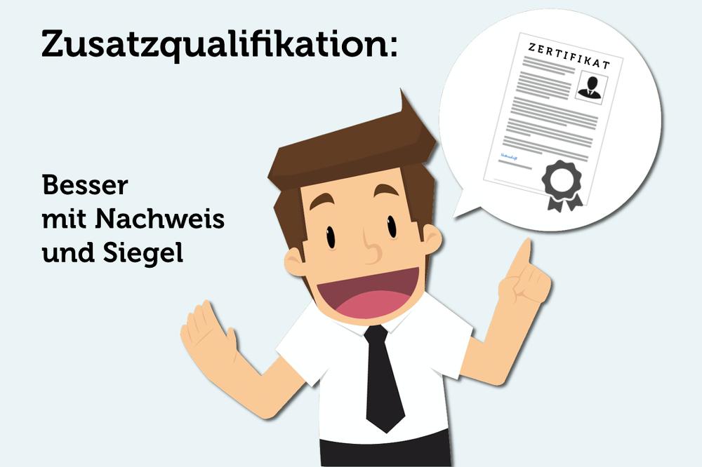 Zusatzqualifikation-Nachweis-Zertifikat