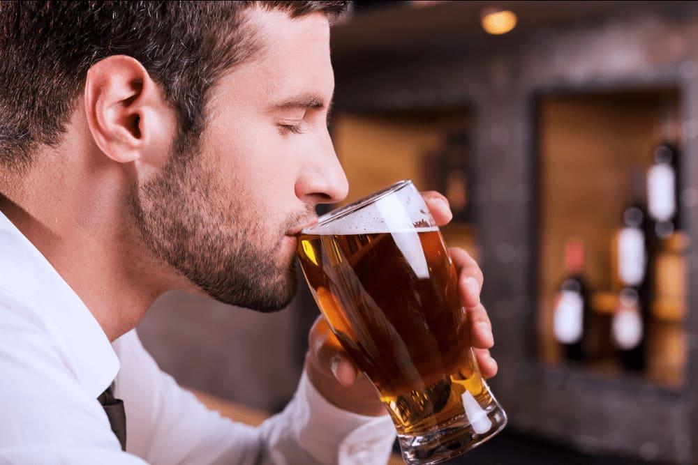 Bewerbung Essen Alkohol