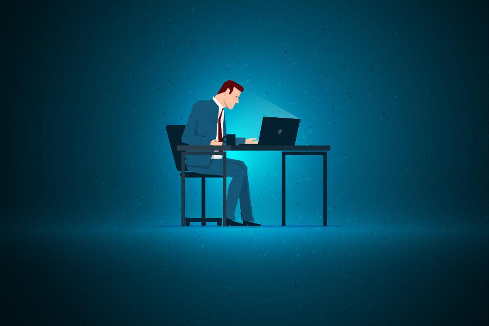 Einsamkeit im Job: Ursachen und Bewältigung