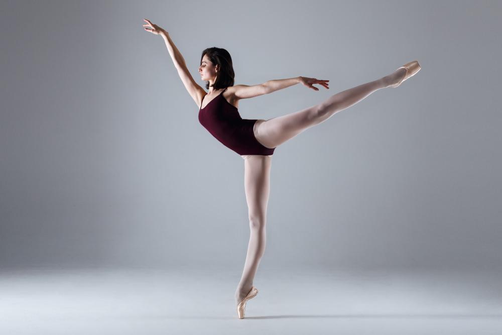 Leidenschaft spielerisch Ballerina