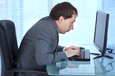 Richtig sitzen: Tipps, die Sie beachten sollten