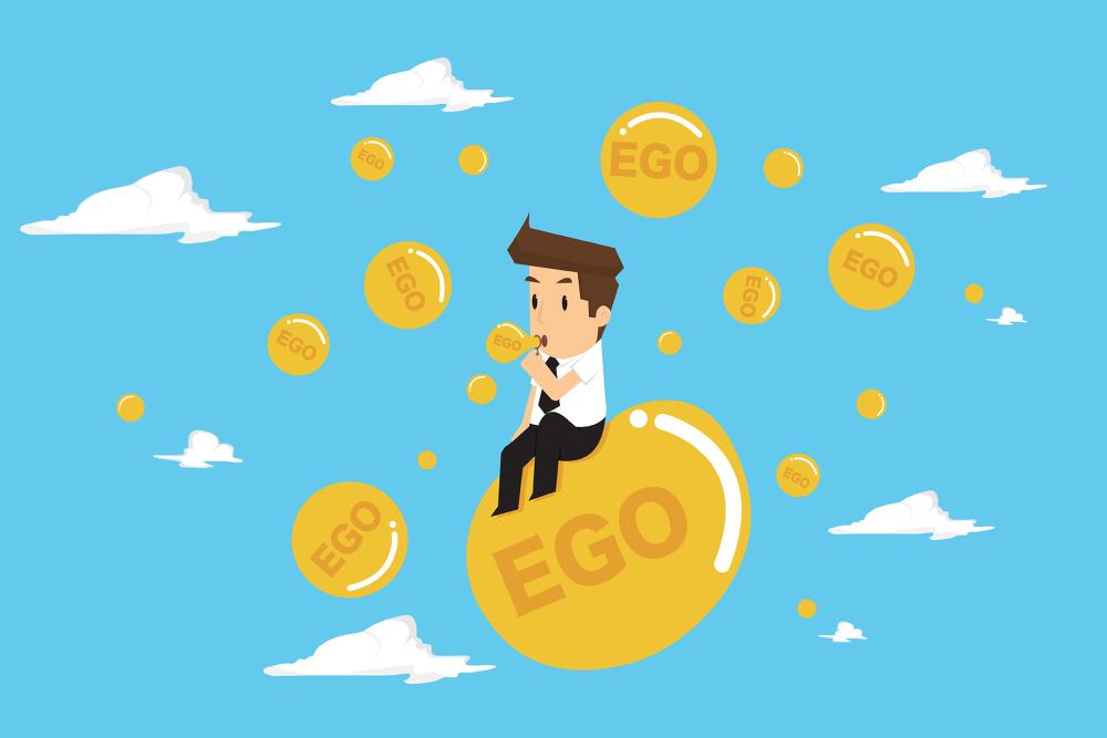 Stolz und Eitelkeit: Dein Ego platzt gleich!