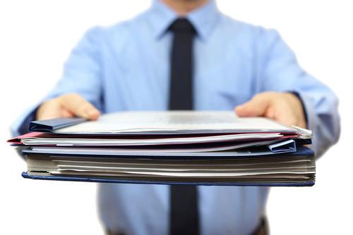 Arbeitsproben-Dokumente-Bewerbung