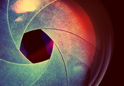 Fokussieren-konzentrieren-Linse-Kamera