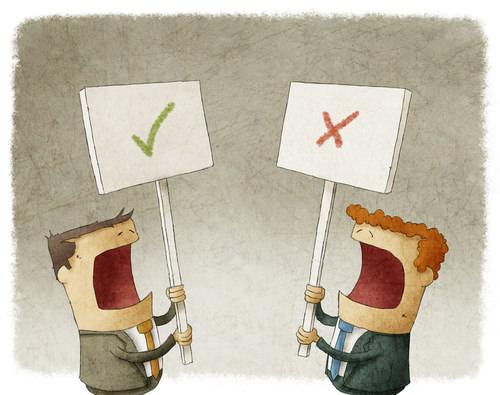 Meinung-sagen-Senf dazu geben