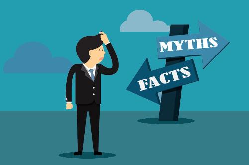 Social Media Mythen: Diese Fehler bitte vermeiden