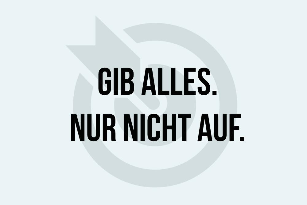 Giballes-nurnichtauf