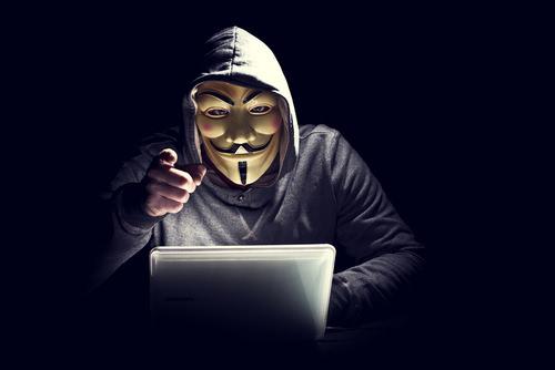 Hacker-Troll-Shitstorm