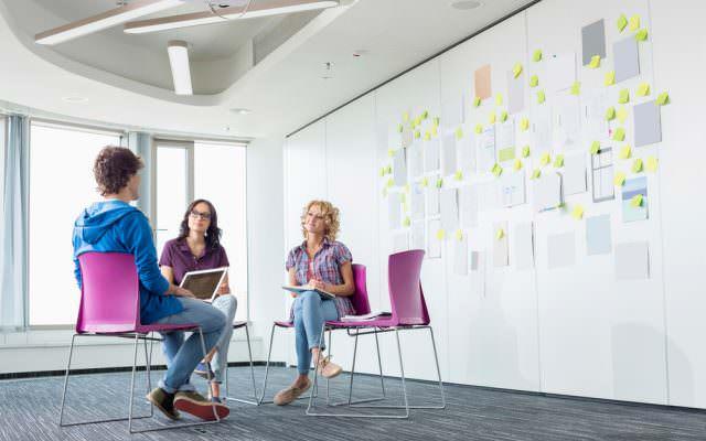 Jobinterview Umfeld achten Arbeitgeberbewertung