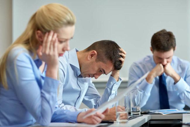 Organisational Burnout: Die paralysierte Firma