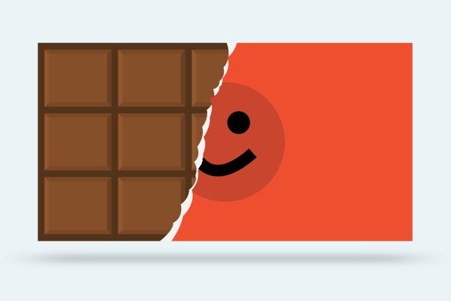 Tafel-Schokolade-gute-Laune
