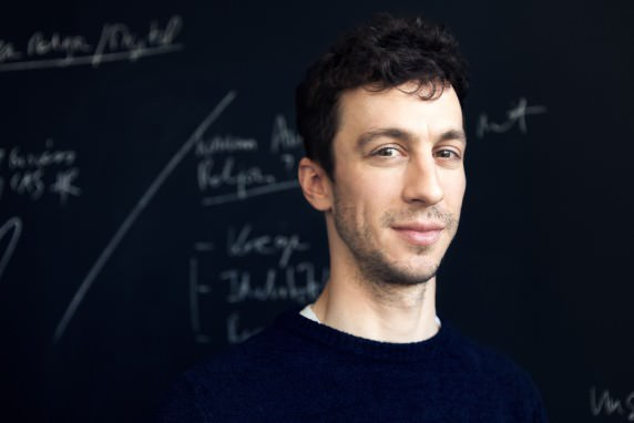 Digitalisierung: Interview mit Joël Luc Cachelin