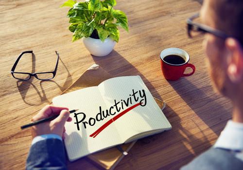 Arbeitsplatz & Produktivität