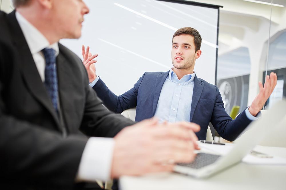Vorstellungsgespräch retten: 6 schnelle Tipps