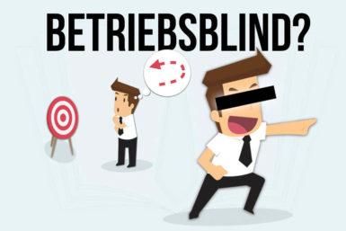 Betriebsblindheit: Die gefährliche Routine im Job