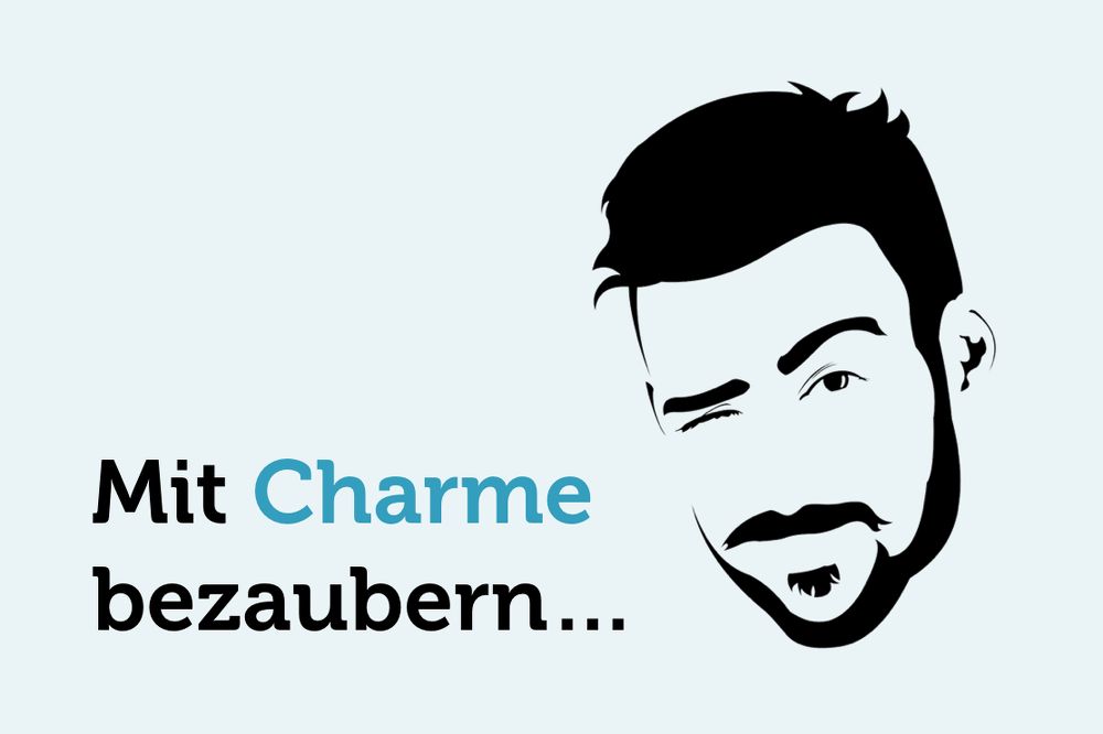 Charme-bezaubernd-Ausstrahlung