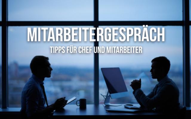 Mitarbeitergespraech Feedback Jahresgespraech Tipps Dialog