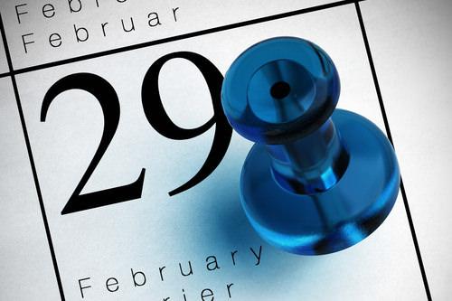 Schalttag: Was man vom 29. Februar lernen kann