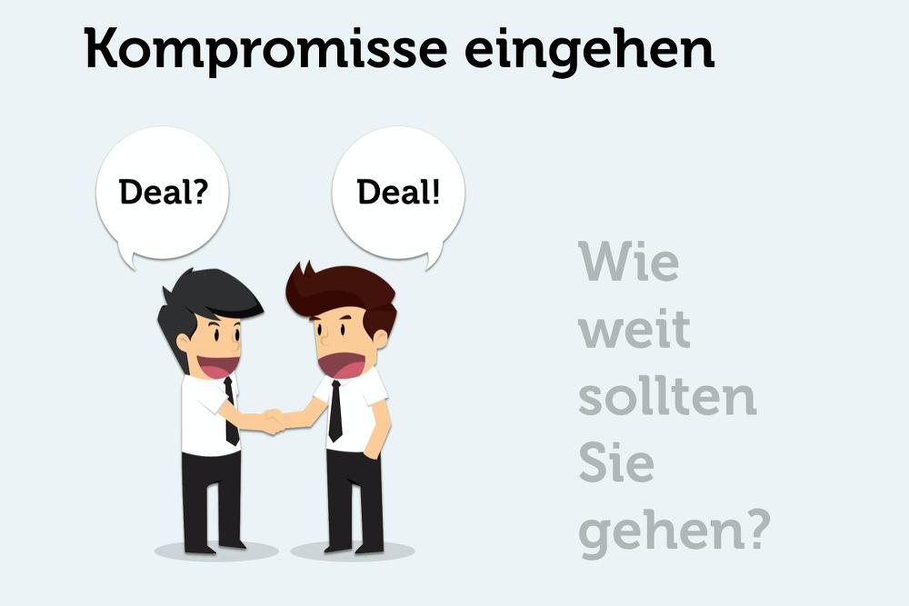 Kompromisse Eingehen