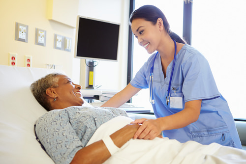 Pflegekraft-Pflegeberuf