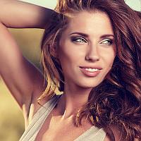 Profilfoto-Facbook-Model