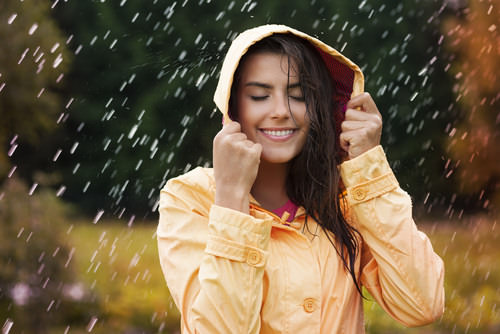Regenwetter-Effekt