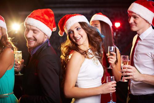 Weihnachtsfeier-Partyknigge