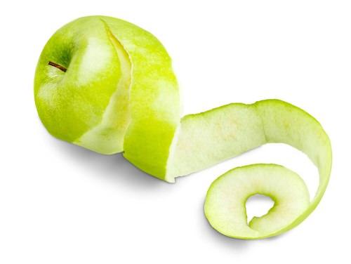 Apfel-Schale