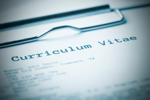 Curriculum-Vitae-Lebenslauf-Englisch