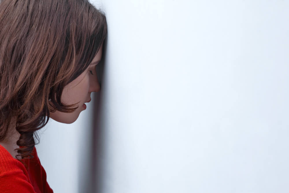 Destruktives Denken Negative Gedanken Trauer
