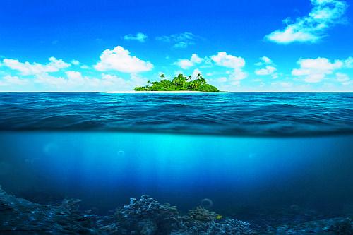 Insel-einsam-Methode-Selbstanalyse